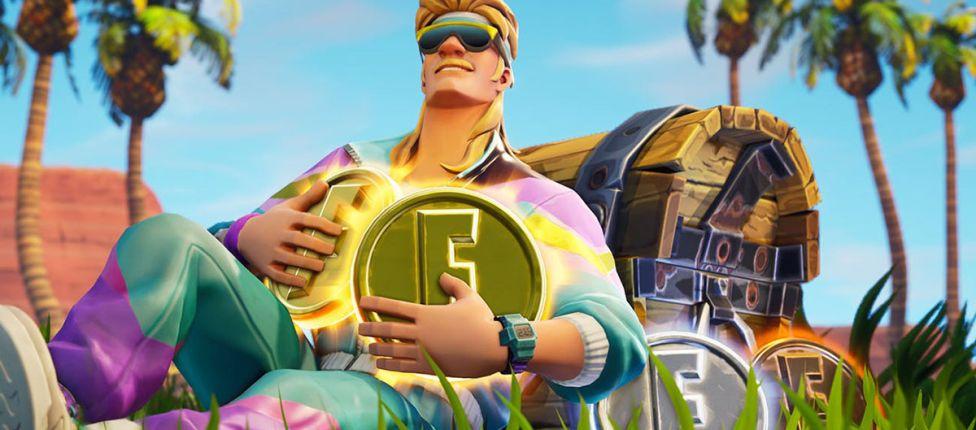 Com 1,8 bilhão de dólares, Fortnite lidera a lista das maiores receitas de jogos grátis de 2019