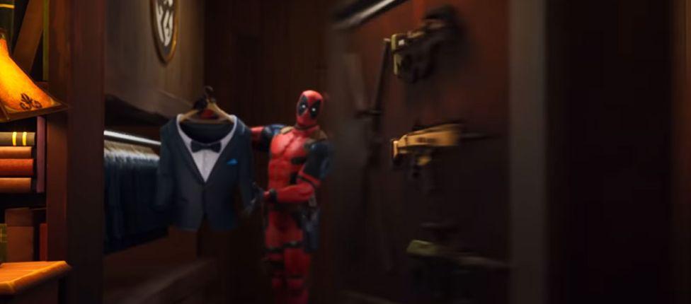 Onde encontrar a carta do Deadpool no Fortnite