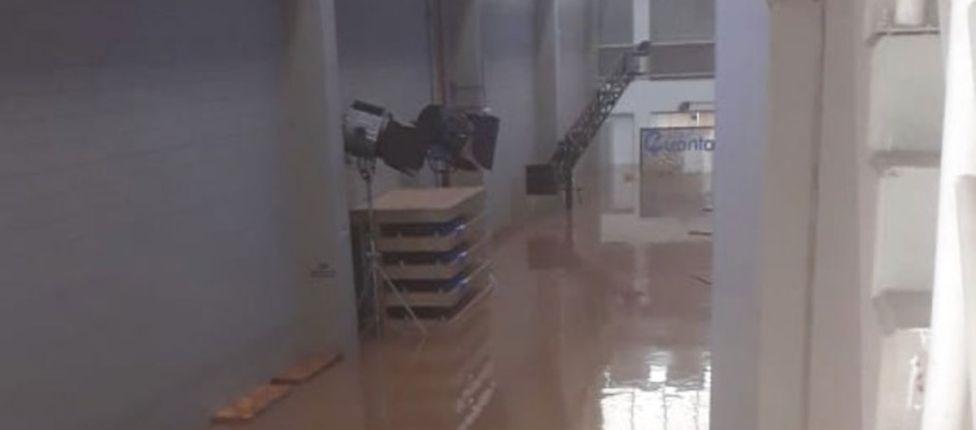 Estúdio do CBLoL é inundado devido às fortes chuvas em São Paulo