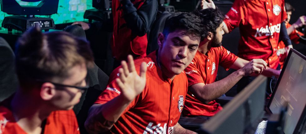 Dominante, RED Canids vence Isurus e garante vaga no Minor das Américas
