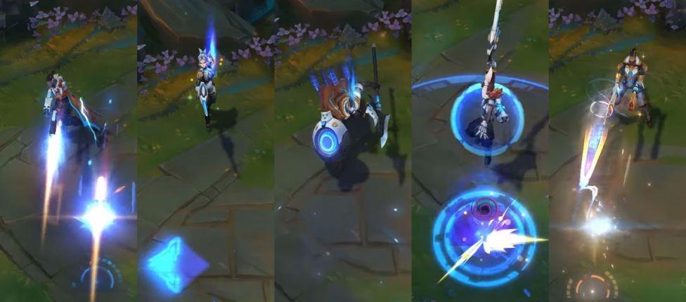 LoL: Novas skins Pulsefire são divulgadas