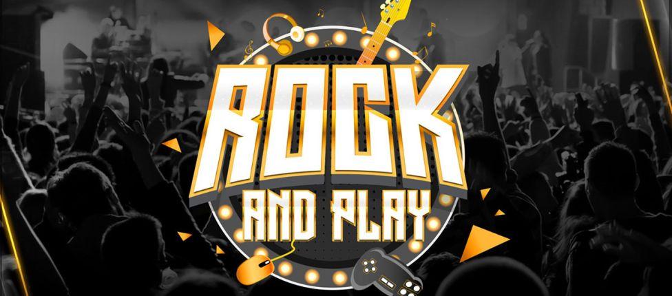 Rock and Play, primeiro campeonato de games entre bandas do Brasil, começa nesta sexta-feira (15)