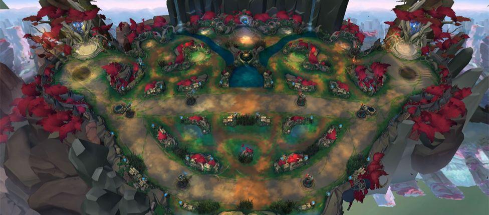 LoL: Tematizado em Ionia, modo Nexus Blitz deve voltar em breve