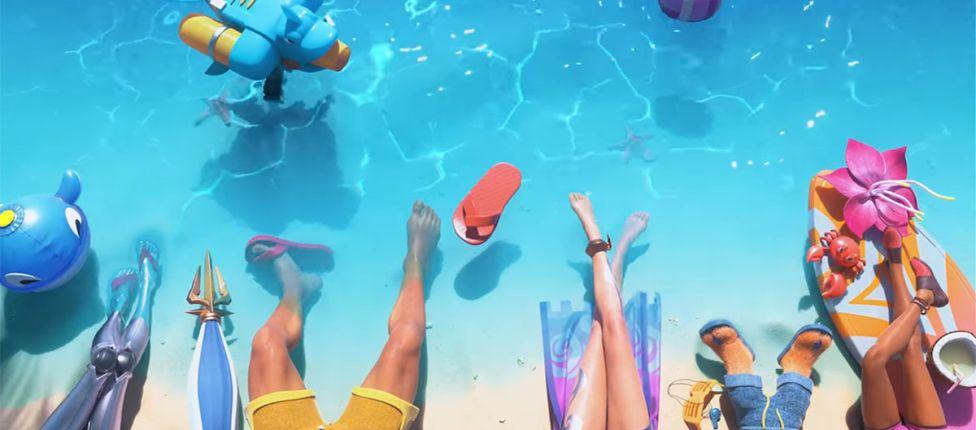 LoL: Teaser apresenta novas skins da linha Curtindo o Verão; confira