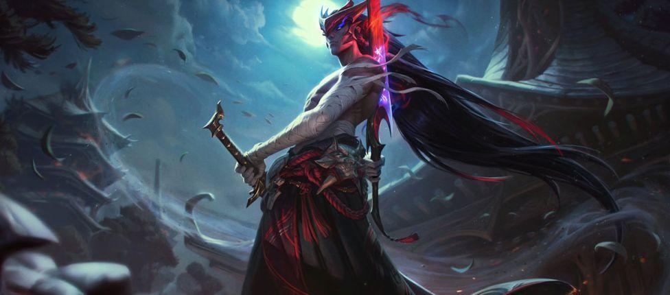 Habilidades de Yone, novo campeão de League of Legends, são reveladas
