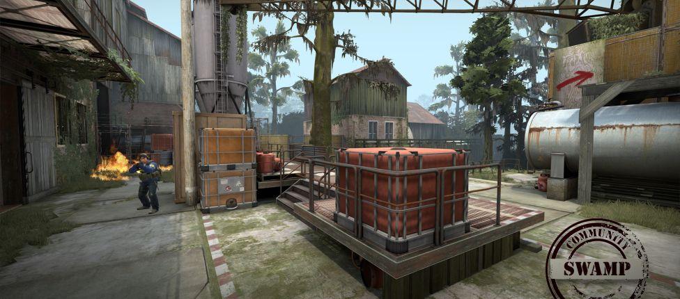 Após lançamento, mapas Mutiny e Swamp recebem melhorias