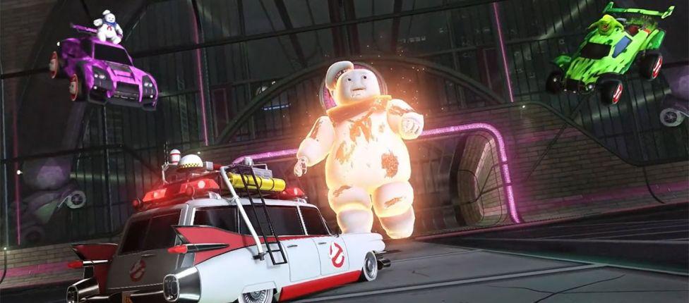 Rocket League: Com itens temáticos de Ghostbusters, evento de Halloween é anunciado