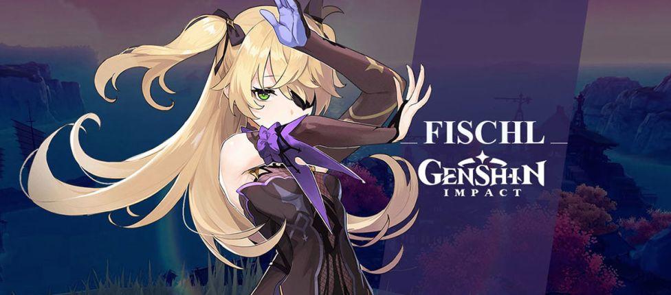 Genshin Impact: Fischl de graça será dada no novo evento; veja como garanti-la