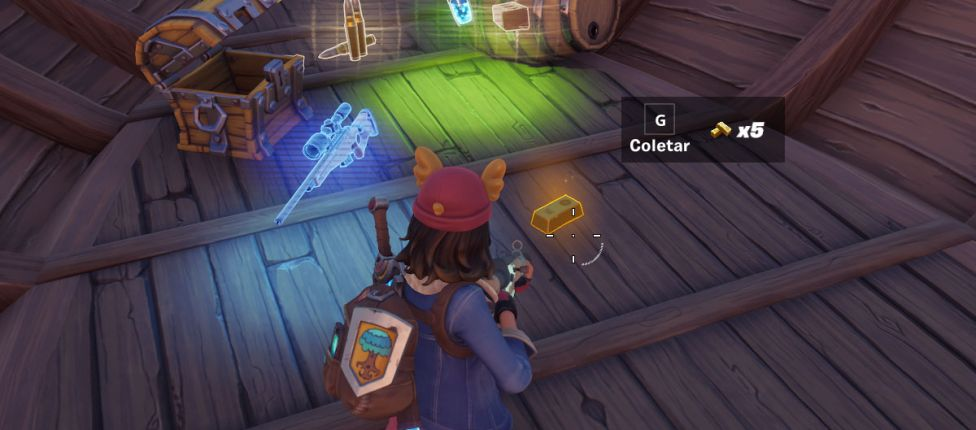 Fortnite: como conseguir e para que servem as Barras de ouro
