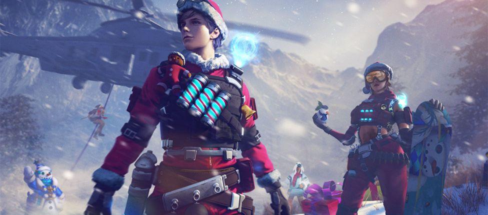 Personagem grátis no Free Fire pode ser pego através de evento de Natal; veja como