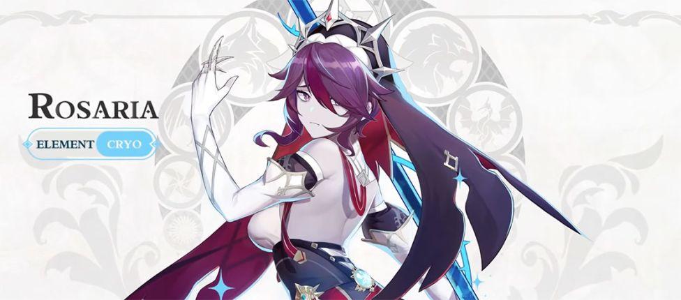 Genshin Impact: Vídeo demonstração da gameplay de Rosaria é lançado; assista