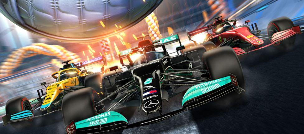Rocket League: carro e adesivos da Fórmula 1 são anunciados; veja como obtê-los