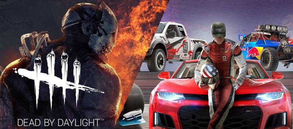 Dead by Daylight e The Crew 2 estão grátis neste final de semana no Steam