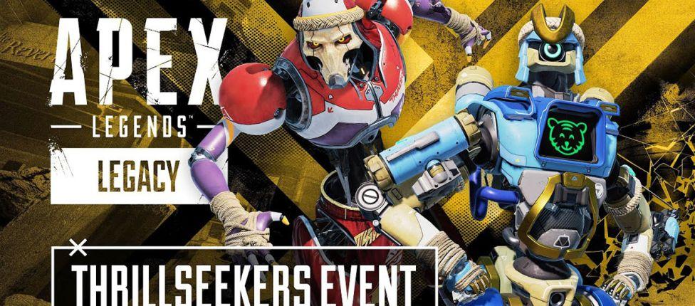 Apex Legends: novo evento, Injeção de Adrenalina, ganha trailer; assista