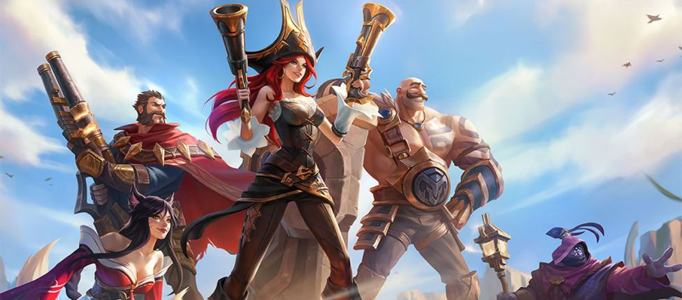 Games mobile da Riot geraram receita maior que R$ 550 milhões