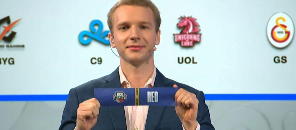 Grupo da RED Canids no Mundial de LoL 2021 está definido; veja os adversários