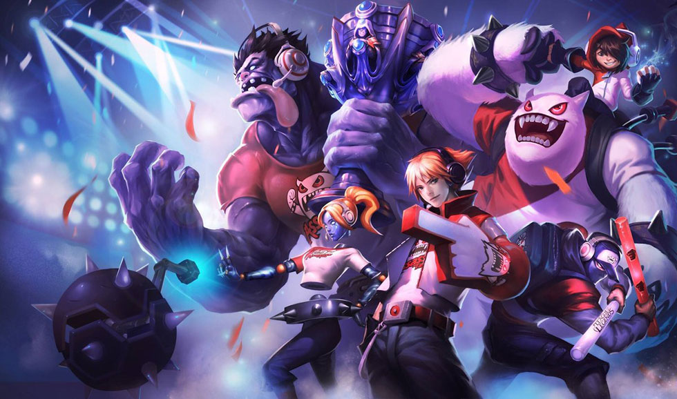 TPA Nunu (Imagem: Riot Games)