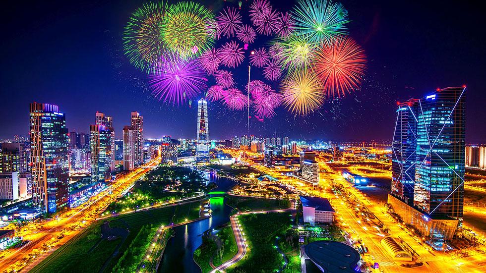 Final acontecerá na cidade de Incheon (Foto: Reprodução)