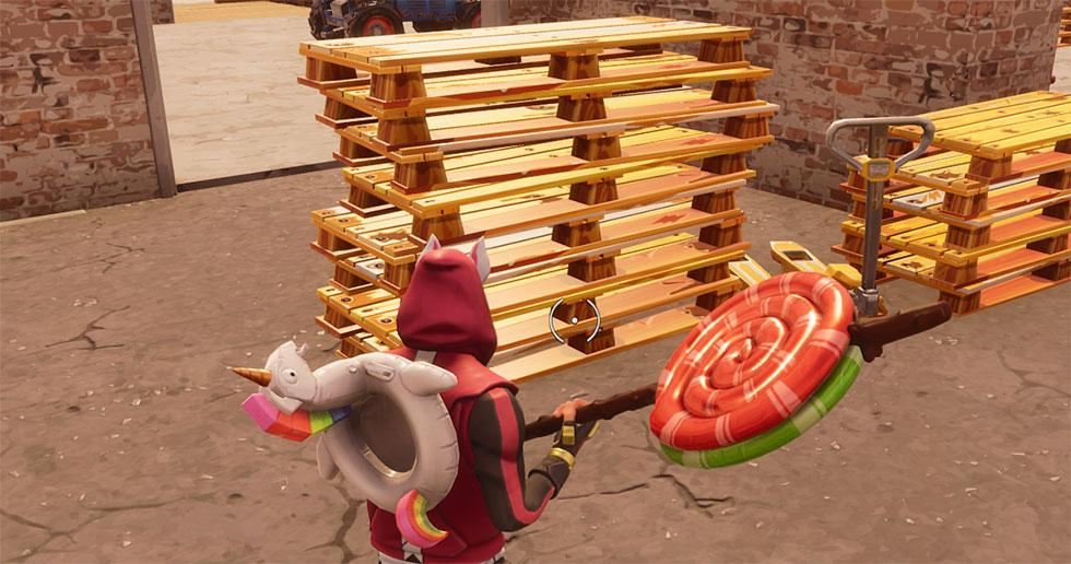Destruir um pallet lhe concederá muita madeira (Imagem: Reprodução)