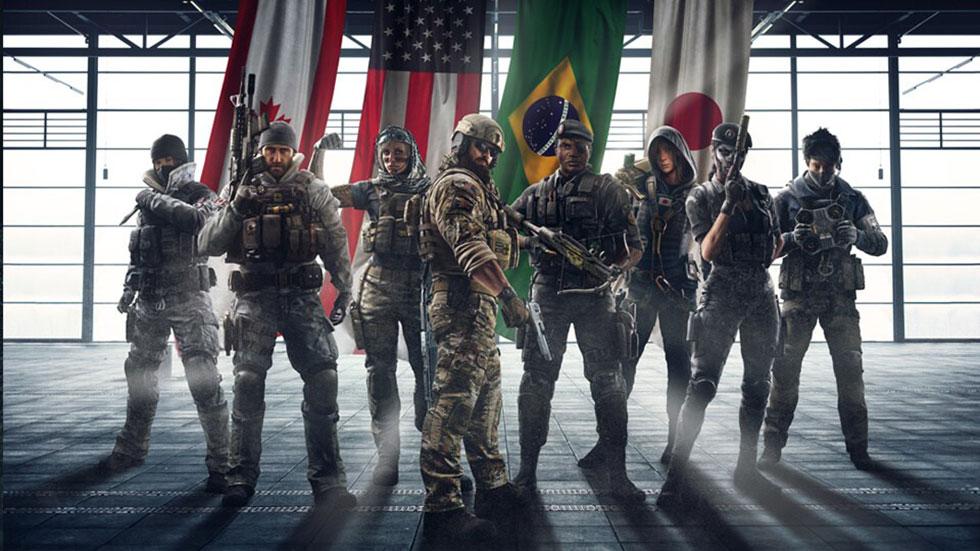 Todos os Operadores do Ano 1 sofrerão uma redução temporária no preço (Imagem: Ubisoft/Reprodução)