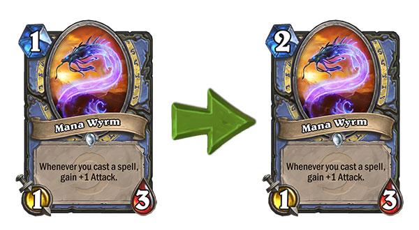 Sempre que você lançar um feitiço, recebe +1 de Ataque( Imagem: Blizzard/Reprodução)