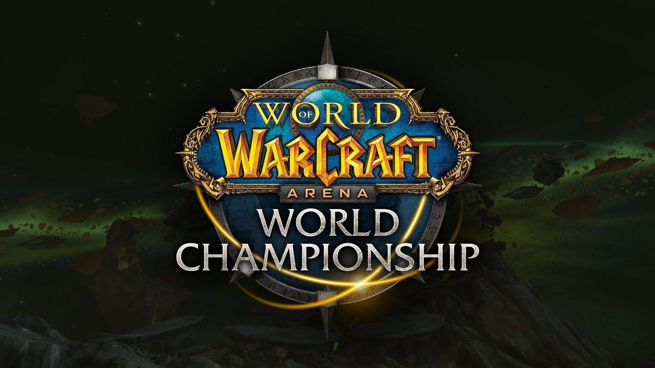 World of Warcraft Arena World Championship (imagem: Reprodução)