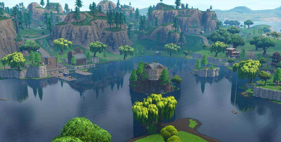O Lago nunca foi um dos lugares preferidos dos jogadores (Imagem: Reprodução)