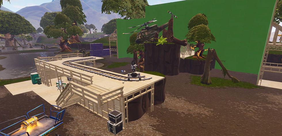 Área recebeu melhorias na Temporada 4 (Imagem: Reprodução)
