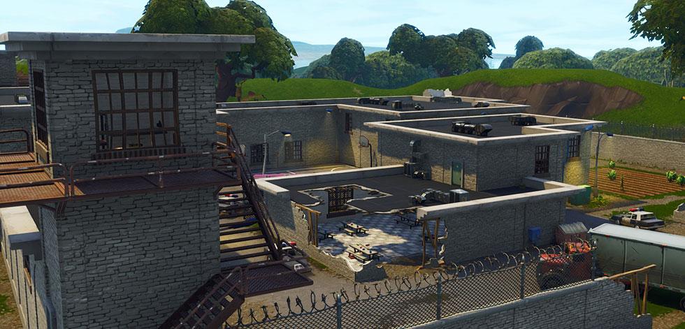 A Prisão era um dos locais favoritos de alguns jogadores (Imagem: Reprodução)