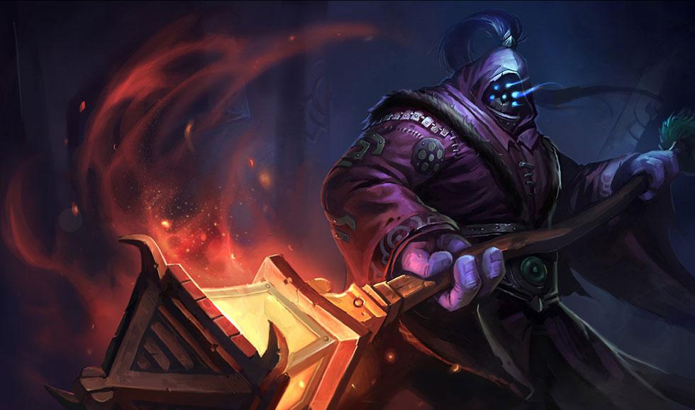Shen (Imagem: Riot Games/Reprodução)