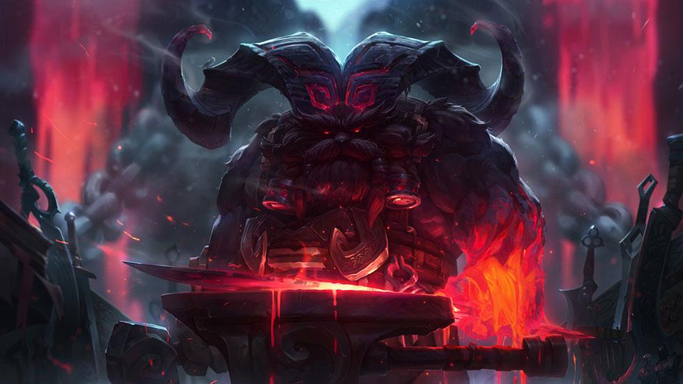 Ornn (Imagem: Riot Games/Reprodução)