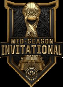 Mid-Season Invitational 2019 – Fase de Entrada logo