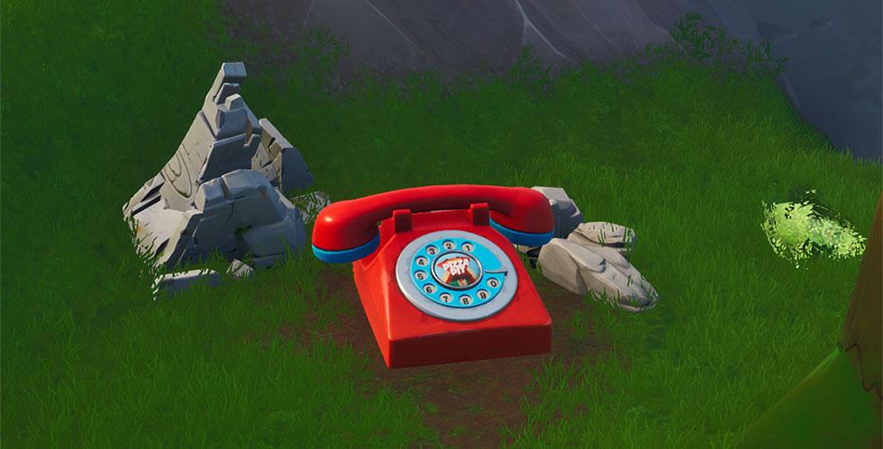 Telefone gigante do Bairro