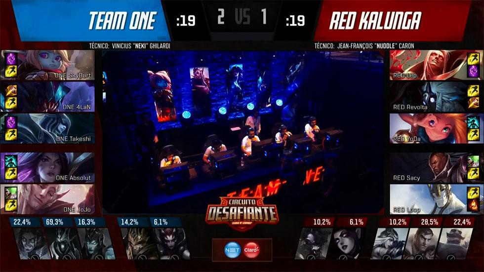 Picks e bans do jogo 3 (Imagem: LoLeSportsBR)