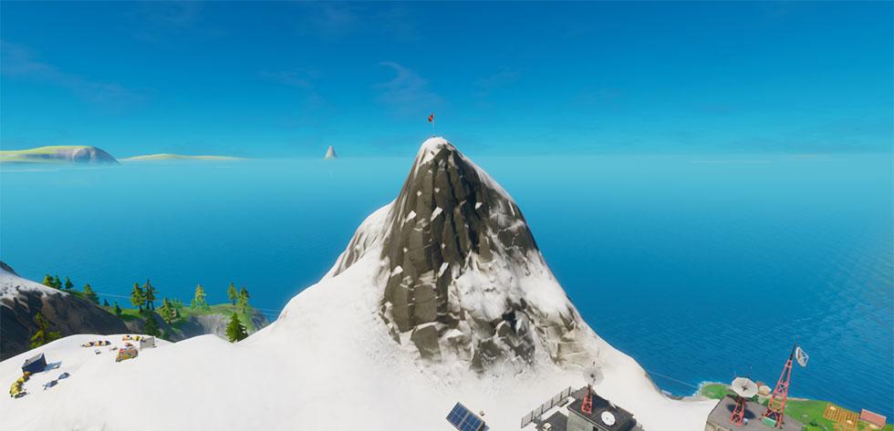 Monte K é o ponto mais alto do mapa