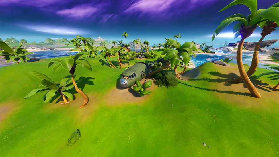 Local de queda está bem próximo do côncavo do coral