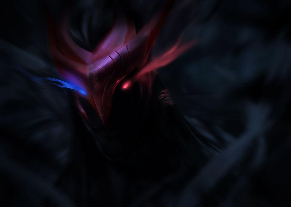 Teaser do novo assassino (Imagem: Riot Games/Reprodução)