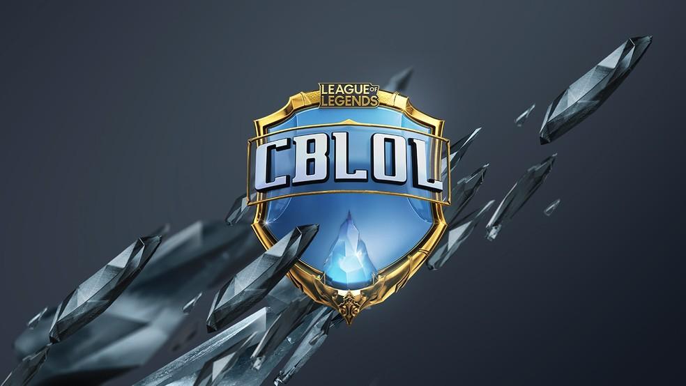 Emblema CBLOL (Fonte: Riot Games)
