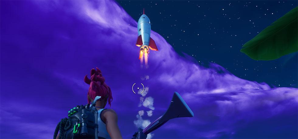 Ao completar a missão, o foguete será lançado