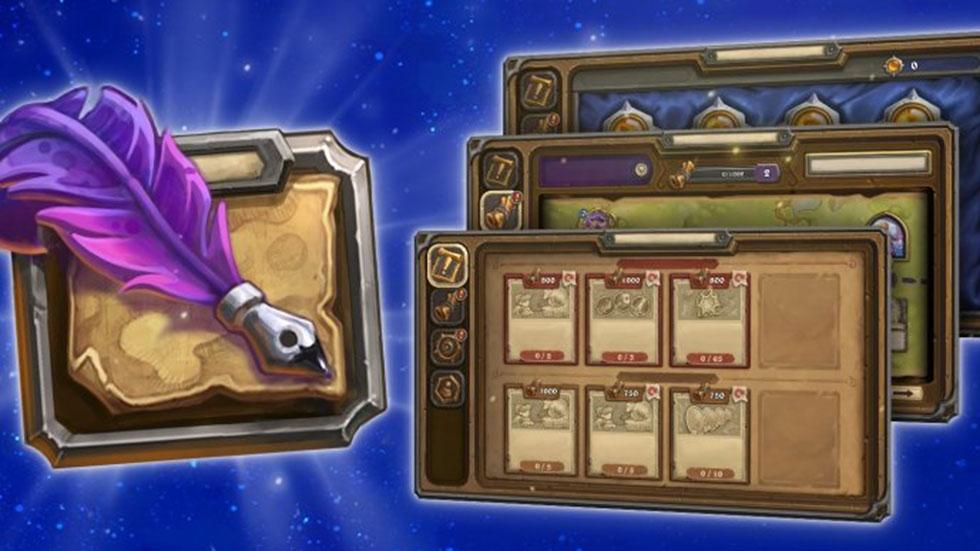 Novo sistema de progressão dará mais recompensas aos jogadores (Imagem: Blizzard/Reprodução)