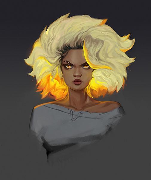 Rell, a defensora dos fracos. (Imagem: Riot Games/Reprodução)