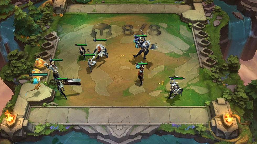 Artilheiro é uma das novas características (Imagem: Riot Games/Reprodução)