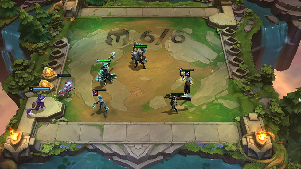 Sentinelas darão um escudo especial ao representante com mais Vida (Imagem: Riot Games/Reprodução)
