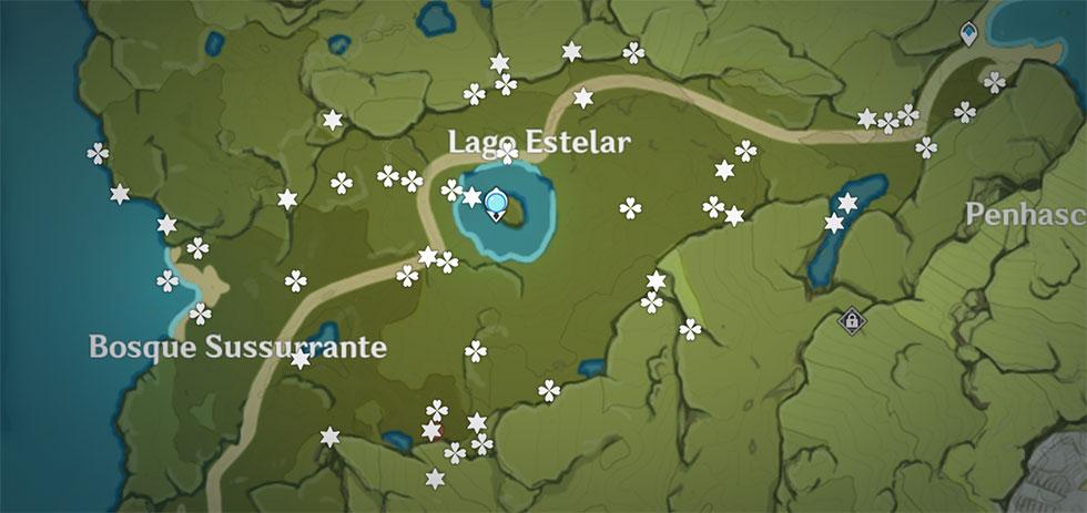 Baús e Amuletos Lunares do Caminho das Brisas Suaves (Imagem: Reprodução)